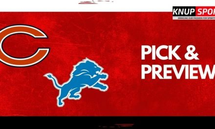 Lions vs Bears Pick and Preview – NFL Week 4