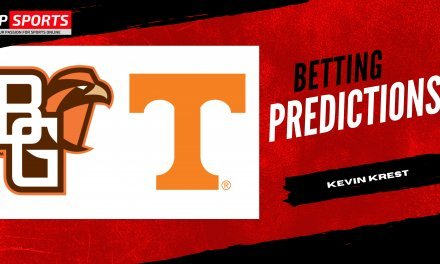 Bowling Green vs Tennessee Pick and Preview – College Football – September 4th