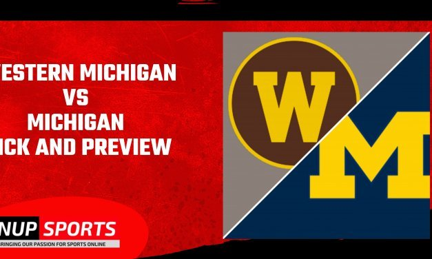 Western Michigan vs Michigan Pick and Preview – College Football Week 1