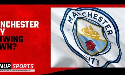 Is Manchester City Slowing Down?