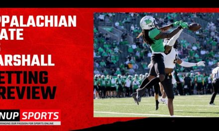 Appalachian State vs Marshall Pick & Preview – College Football Week 4