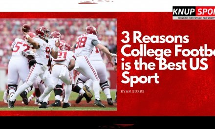 3 Reasons College Football is the Best US Sport