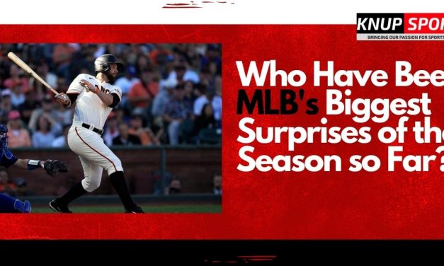 Who Have Been MLB's Biggest Surprises of the Season so Far?