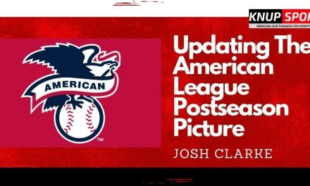 Updating The American League Postseason Picture