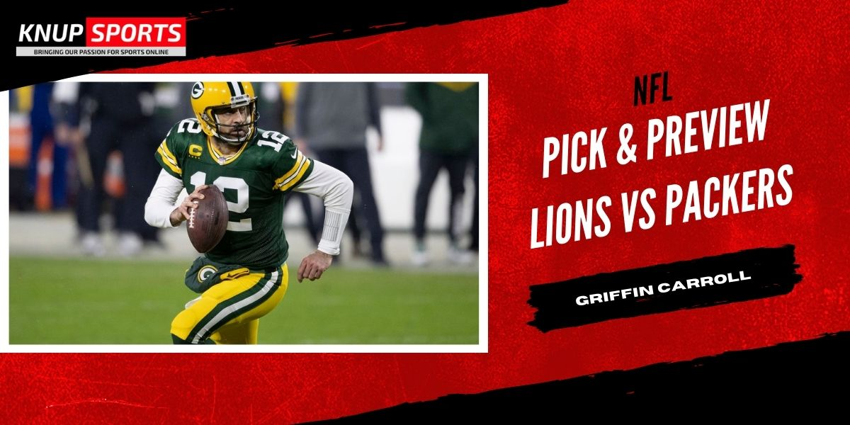 Lions vs Packers Pick & Preview – NFL Week 2