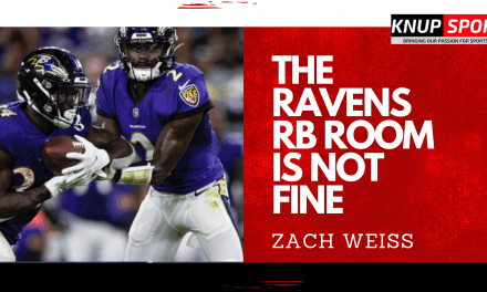 The Ravens RB Room is NOT Fine