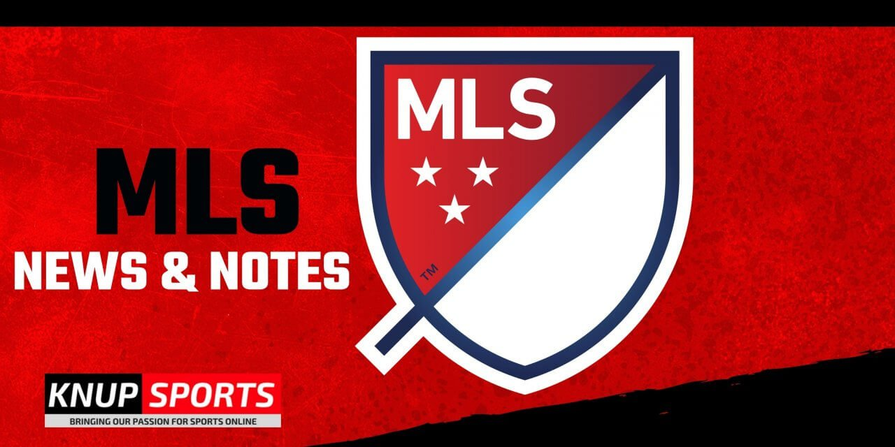 MLS News and Notes   September 9th