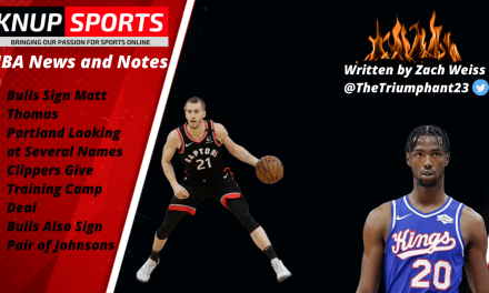 NBA News and Notes: Teams Continue to Fill Out Training Camp Rosters