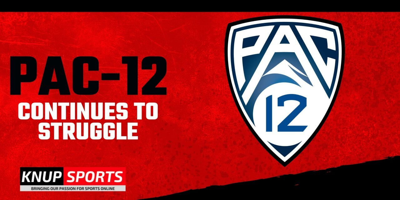 The Pac-12 Conference Continues to Struggle