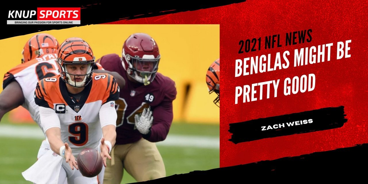 The Bengals Might Be Pretty Good