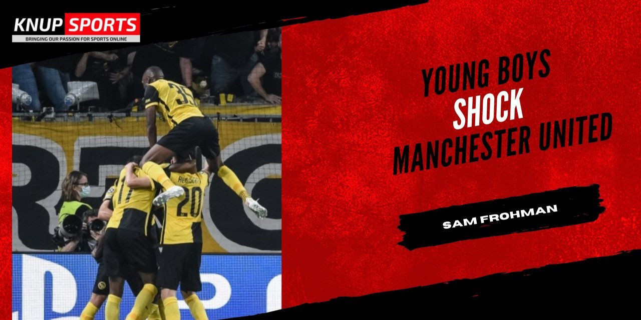 Manchester United Stunned by Young Boys