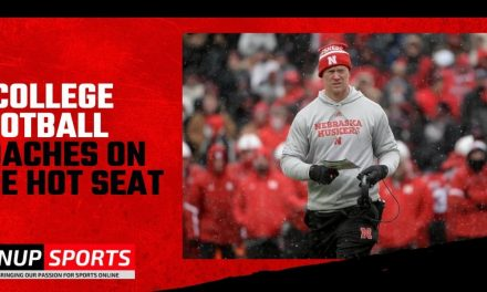 5 College Football Coaches on the Hot Seat