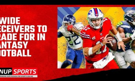 6 Wide Receivers to Trade for in Fantasy Football