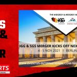 Book Tickets to iGG & SGS Merger
