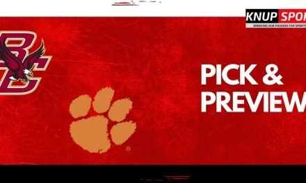 Boston College vs Clemson Pick & Preview – College Football Week 5