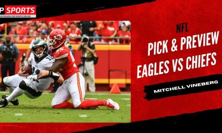 Chiefs vs Eagles Pick & Preview – NFL Week 4