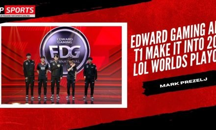 EDward Gaming and T1 Make It into 2021 LoL Worlds Playoffs
