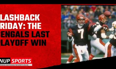 FLASHBACK FRIDAY: The Bengals Last Playoff Win