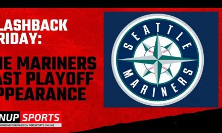 Flashback Friday: The Mariners Last Playoff Appearance
