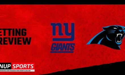 Panthers vs Giants Pick & Preview – NFL Week 7