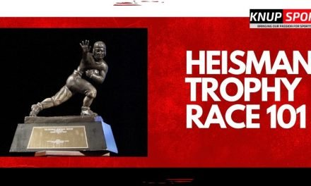 Early Look at the Heisman Trophy Race