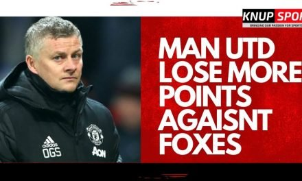 Manchester United Drop More Points vs. Leicester City