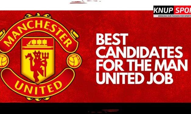 Best Candidates For the Manchester United Job