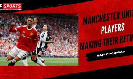 Manchester United Players Making Their Returns