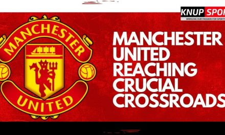 United Reaching Crucial Crossroads, As Ole's Days Are Numbered