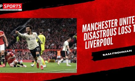 Manchester United's Disastrous Loss to Liverpool