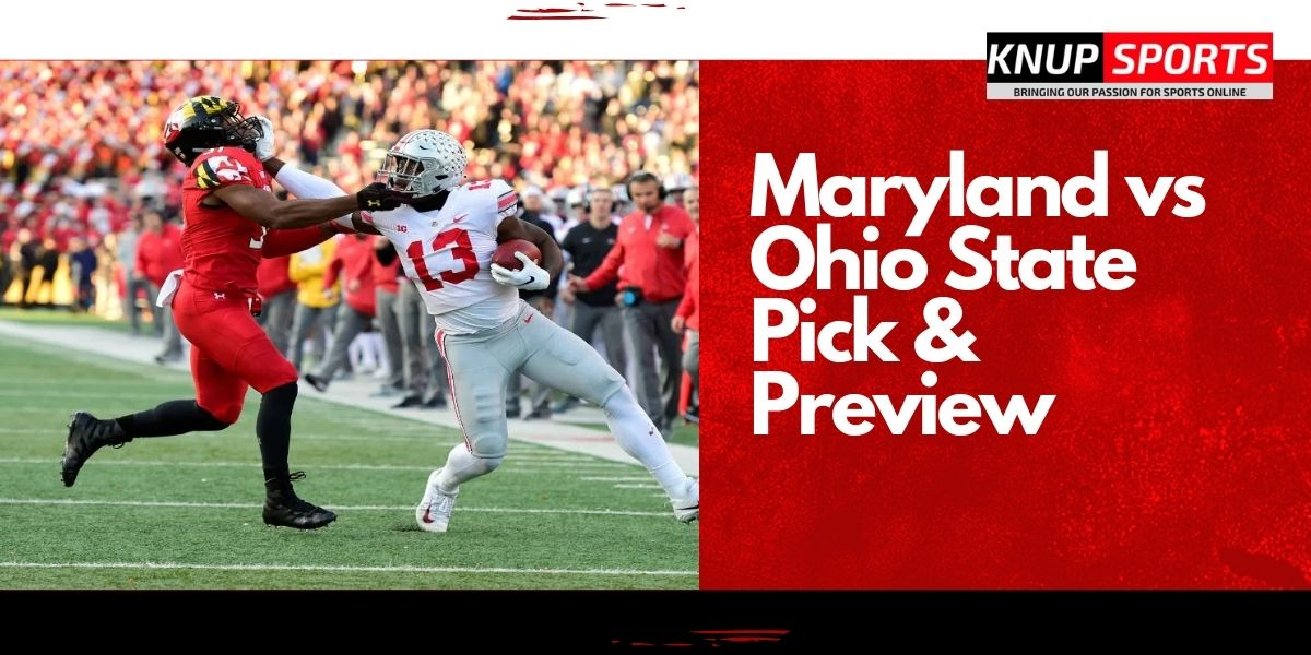 Maryland vs Ohio State Pick & Preview – College Football Week 6