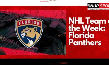 NHL Team of the Week: Florida Panthers