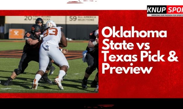 Oklahoma State vs Texas Pick & Preview – College Football Week 7