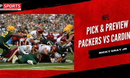 Packers vs Cardinals Pick & Preview – NFL Week 8