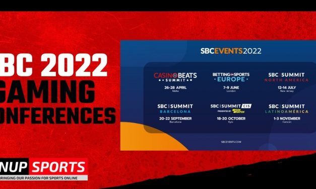 SBC Releases 2022 iGaming Conference Schedule