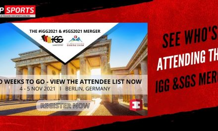 See Who's Attending the iGG & SGS Merger