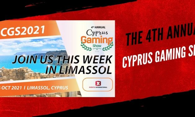 The 4th Annual Cyprus Gaming Show