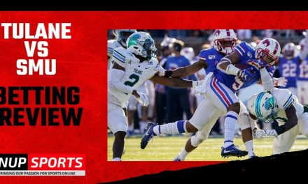 Tulane vs SMU Pick & Preview – College Football Week 8